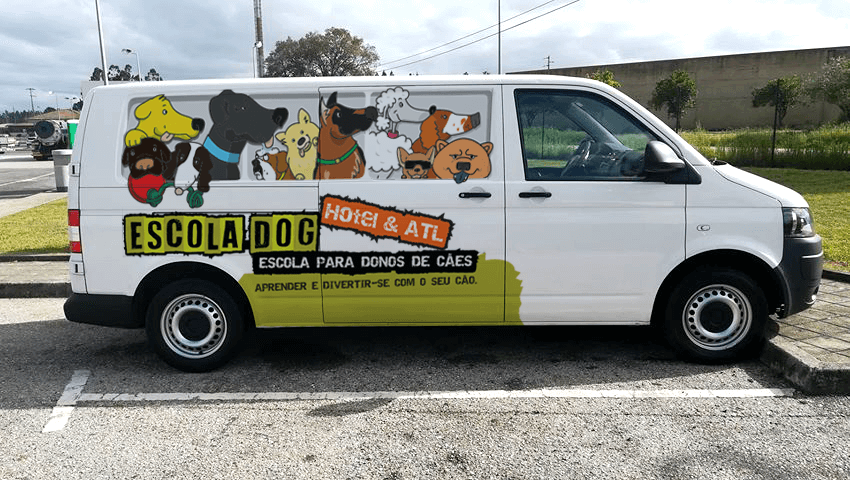 Escola para Cães